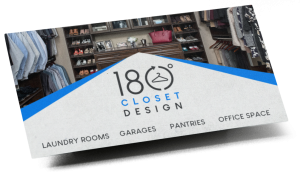 graphic business cards by Direction inc