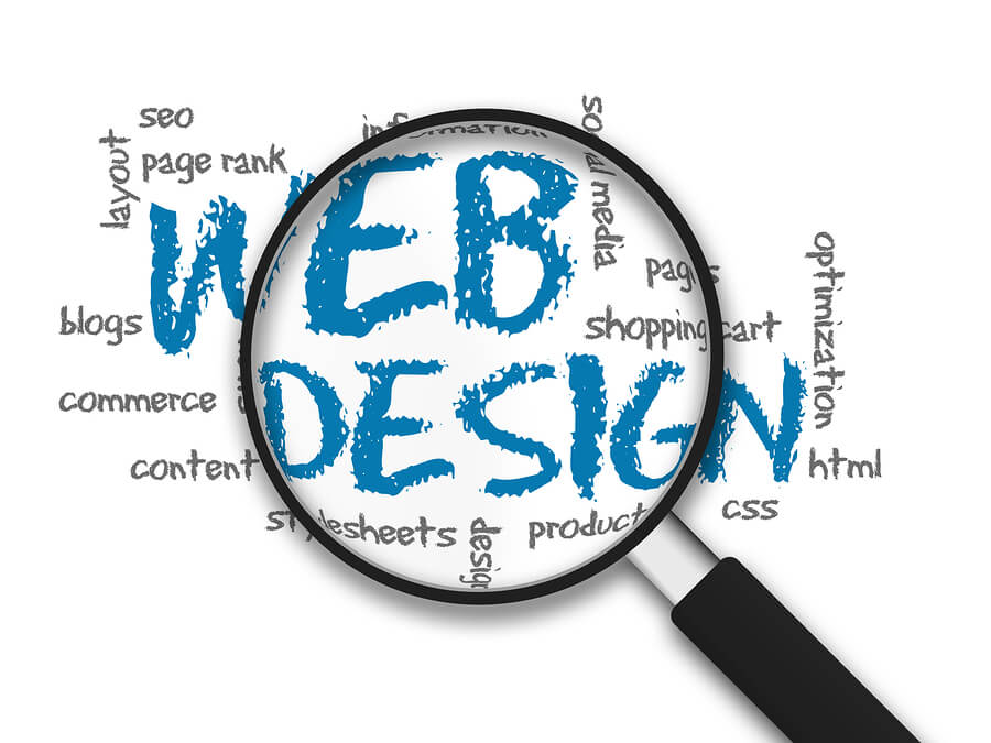 creating a clean web design to increase conversions