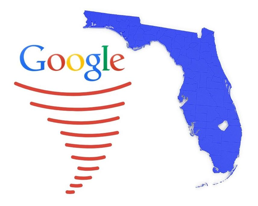 Google Florida Algorithm Update June 2019