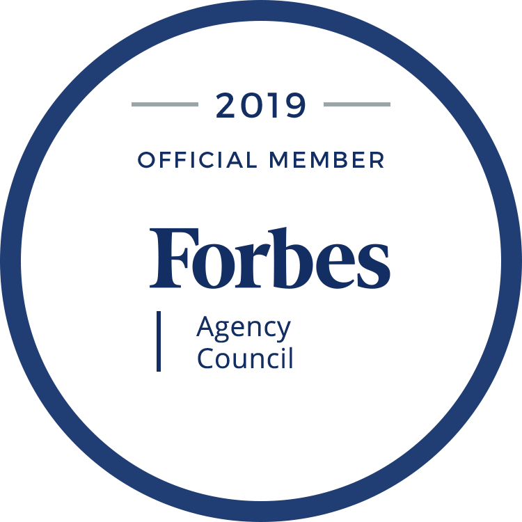 chris kirksey is a forbes agency council member since 2019