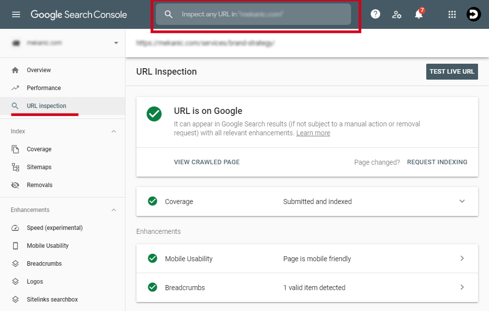 The Top 10 Most Popular Google Search Console Features 5