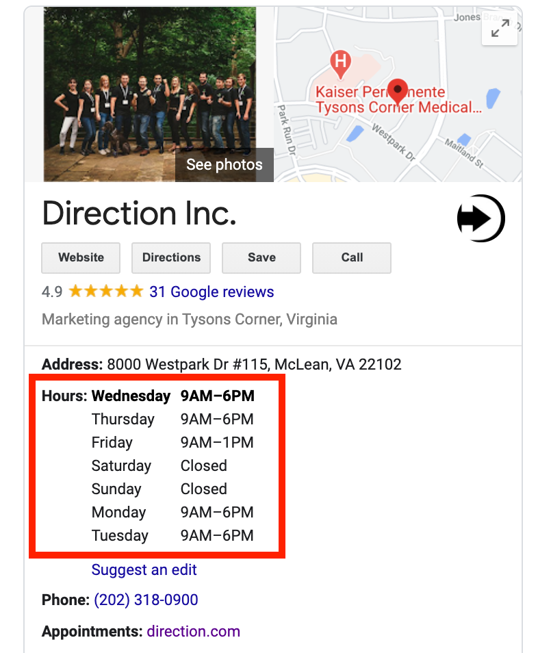 6 Great Google My Business Tricks to Improve Your Local SEO 5
