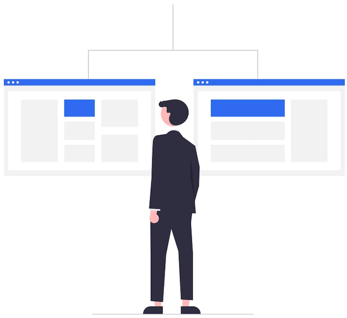 difference in local directory platforms