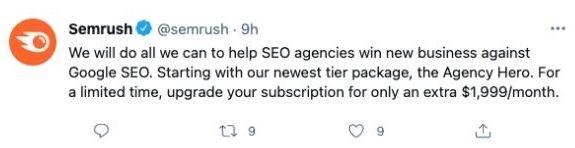 BREAKING: Google Creates Its Own SEO Agency 6